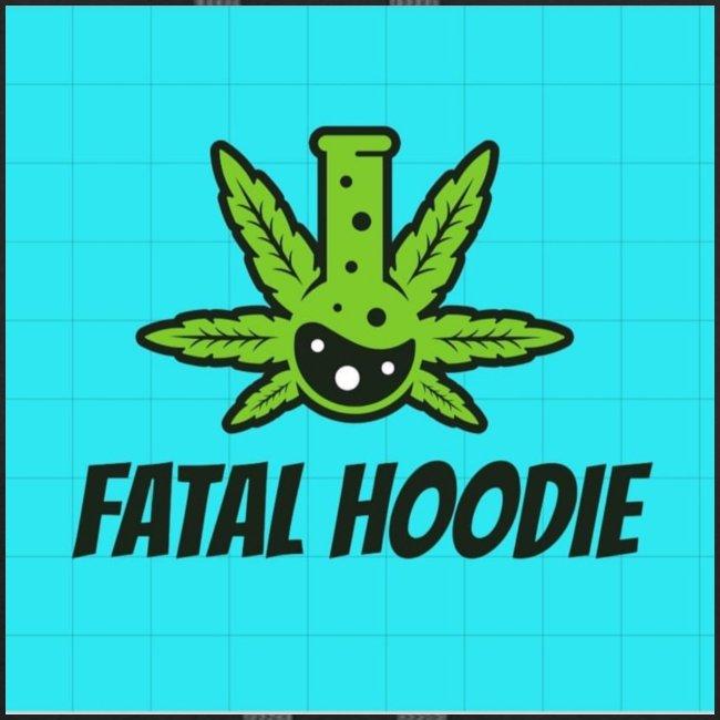 Fatal Hoodie logo hoodie