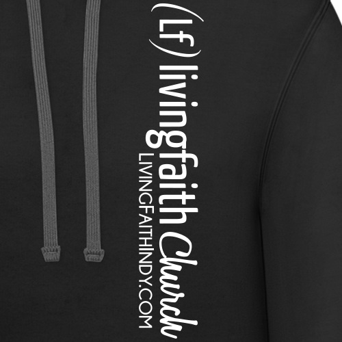 Plain and Simple - Unisex Contrast Hoodie