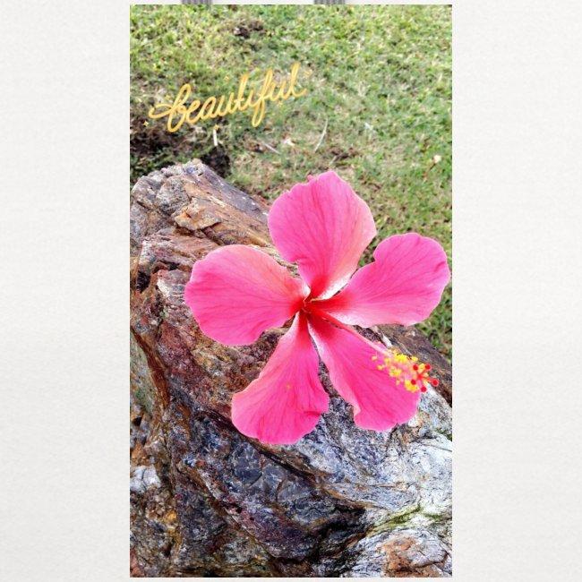 Pink Beach Flower