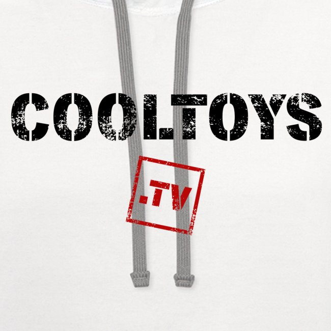 COOLTOYS Stenicl Logo with the .TV Red Stamp