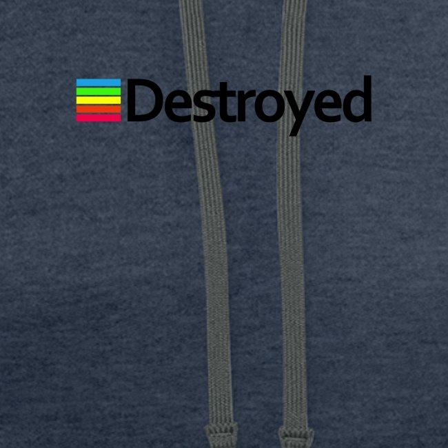 Polaroid Destroyed