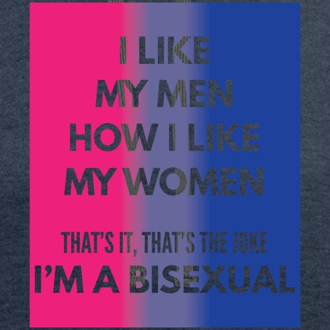 Bisexual - Bi - LGBT - Gay Pride - Gift