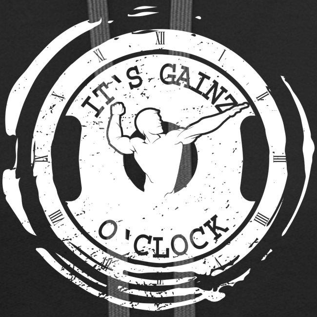 It's Gainz O'Clock