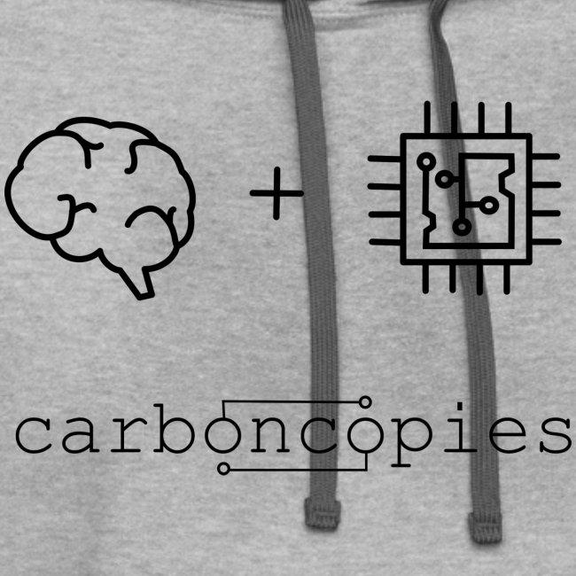 Carboncopies T-Shirt (Black)