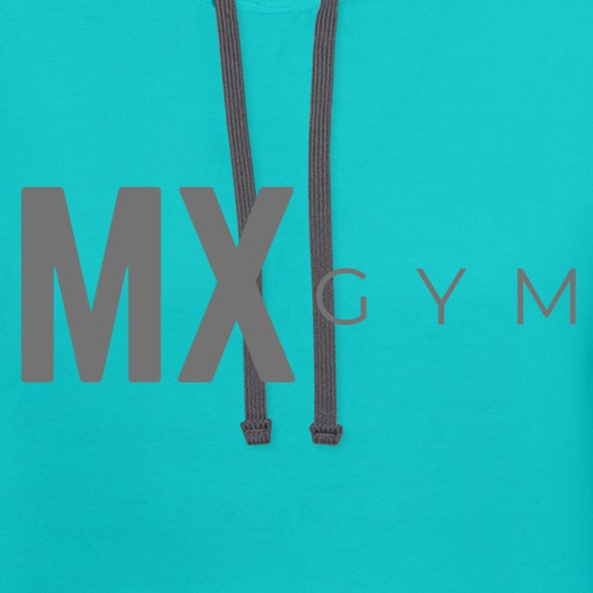MX Gym Minimal Long Grey