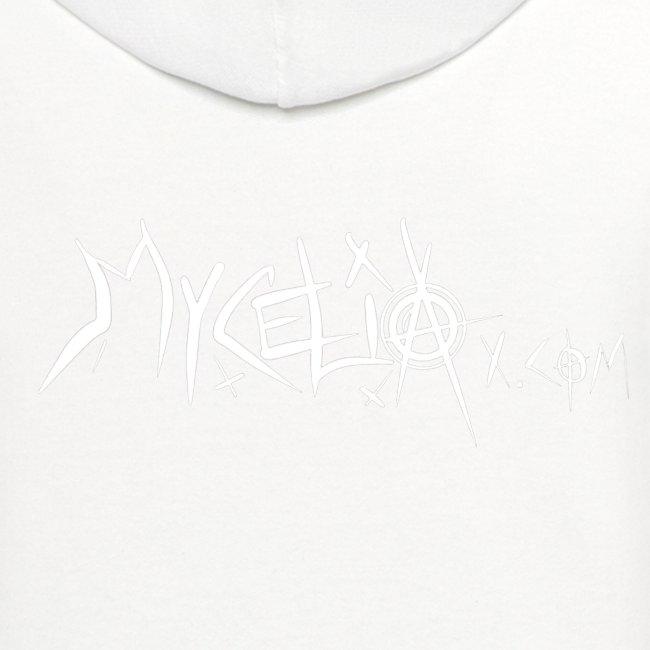 white leaf w/myceliaX.com logo