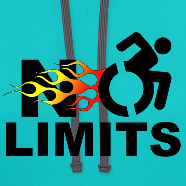 No limits for me with my wheelchair