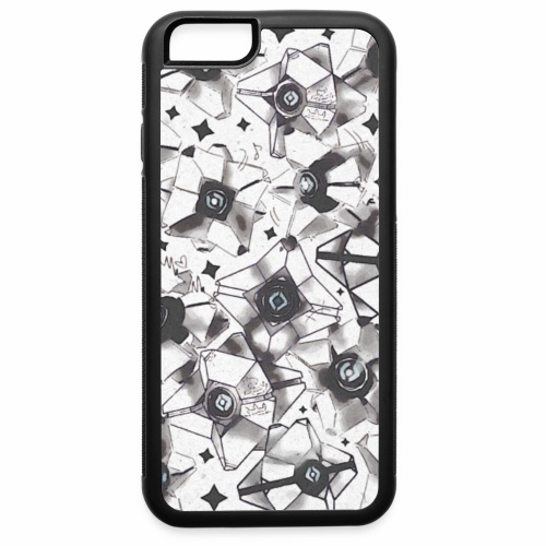 Guardian Haunting (phone cases) - iPhone 6/6s Rubber Case