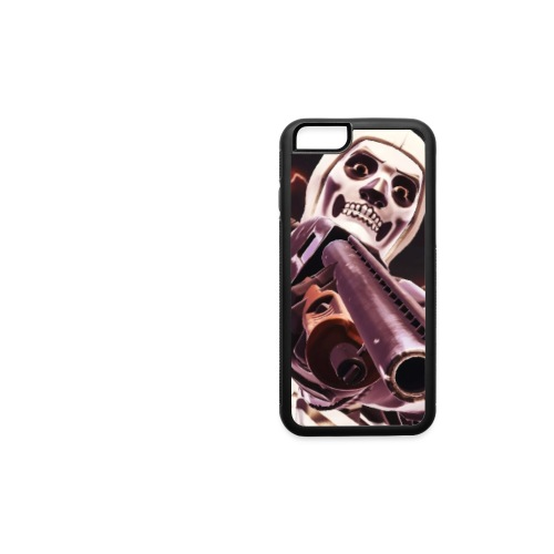Skull trooper phone case #2 - iPhone 6/6s Rubber Case