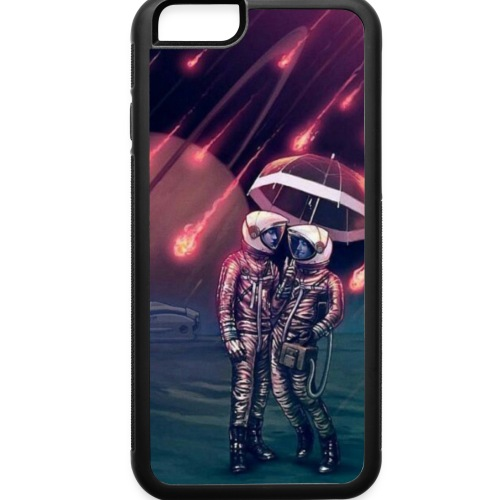 Astro couple - iPhone 6/6s Rubber Case