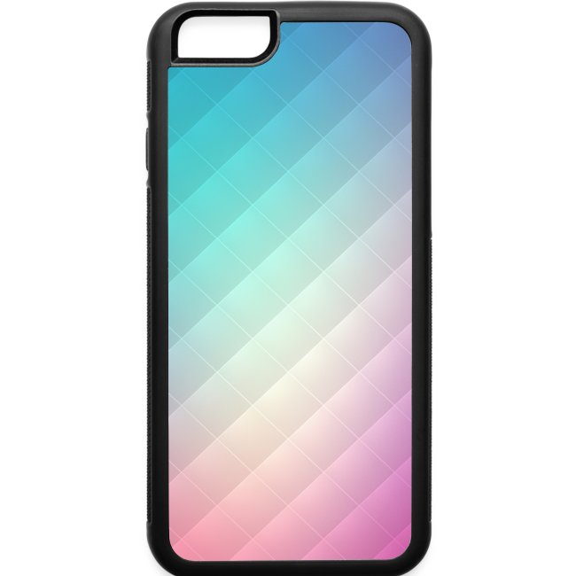 Abstract Rainbow Pattern Case