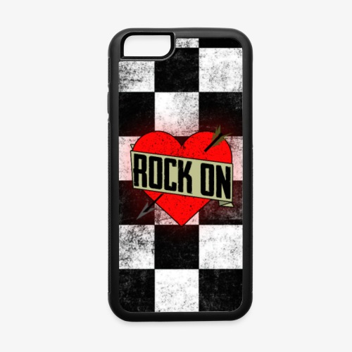 Rock On Phone Case - iPhone 6/6s Rubber Case