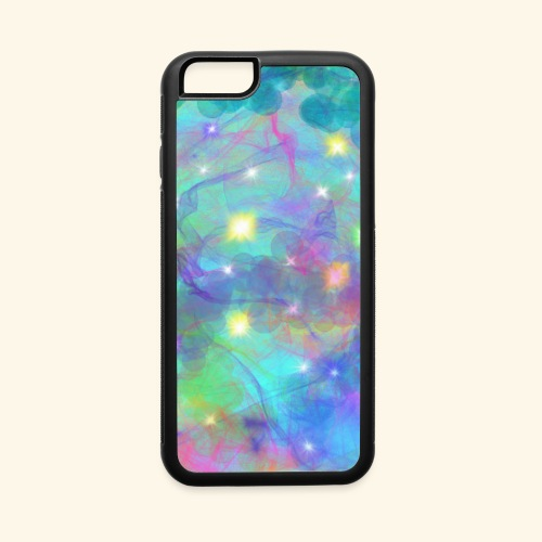 Rainbow Galaxy - iPhone 6/6s Rubber Case