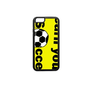 Learn Your Soccer - iPhone 6/6s Rubber Case