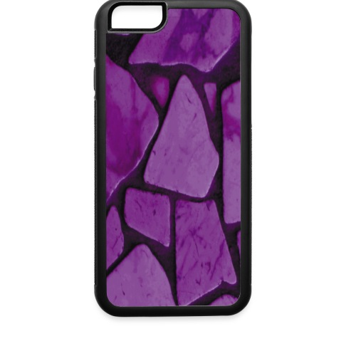 Pink stone cases - iPhone 6/6s Rubber Case