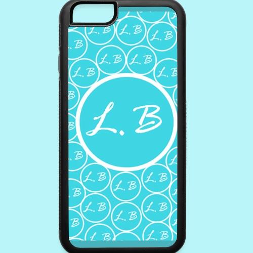 Laura Bing LOGO - iPhone 6/6s Rubber Case