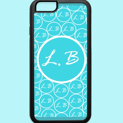 Lawrence Bing LOGO - iPhone 6/6s Rubber Case