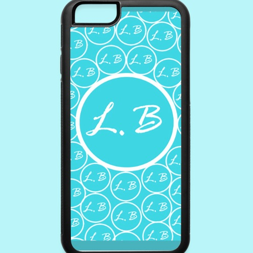 Laura Bing LOGO - iPhone 6/6s Rubber Case