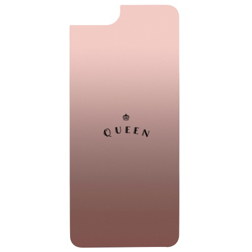 IPhone Case Queen Rose Gold - iPhone 6/6s Rubber Case