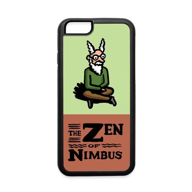 Nimbus and logo full color vertical format