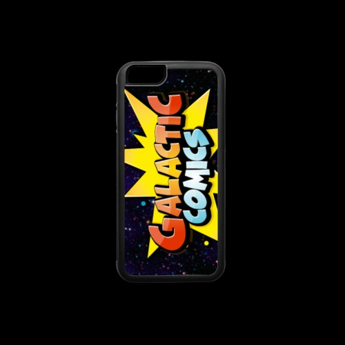 Galatic Comics Deep Space - iPhone 6/6s Rubber Case