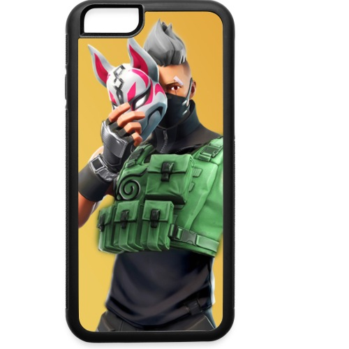 Drift phone case #2 - iPhone 6/6s Rubber Case
