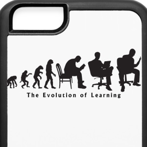 Learning_Evolution - iPhone 6/6s Rubber Case