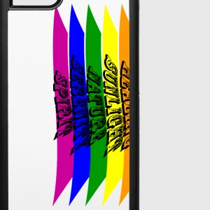 rainbow - iPhone 6/6s Rubber Case