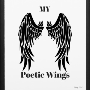 My Poetic Wings - iPhone 6/6s Rubber Case