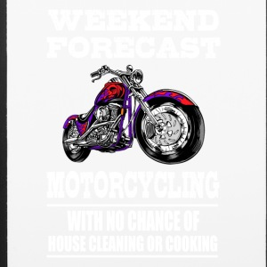 Weekend Forecast Motorcycling Motorcycle - iPhone 6/6s Rubber Case