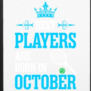 Best Players Are Born In October - iPhone 6/6s Rubber Case