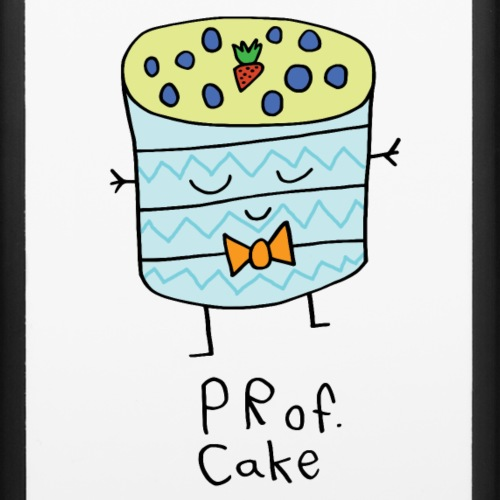 Prof Cake (iPhone Case) - iPhone 6/6s Rubber Case