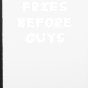 FRIES before GUYS - iPhone 6/6s Rubber Case