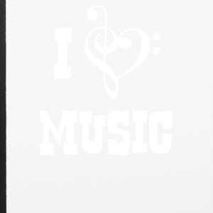 I Love Music - iPhone 6/6s Rubber Case