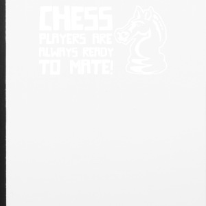 Chess Players Are Always Ready To Mate - iPhone 6/6s Rubber Case