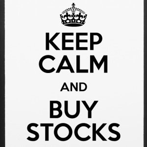 KEEP CALM AND BUY STOCKS - iPhone 6/6s Rubber Case