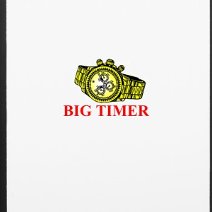 BIG TIMER (ONLY WHITE SHIRT) - iPhone 6/6s Rubber Case
