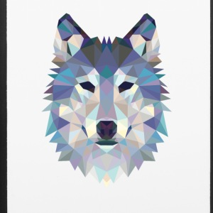 Mystic Wolf - iPhone 6/6s Rubber Case