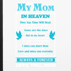 Mom In Heaven Shirt - iPhone 6/6s Rubber Case
