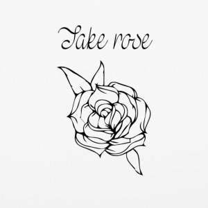 Take rose - iPhone 6/6s Rubber Case