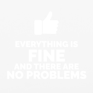 Everything is Fine and There are No Problems - iPhone 6/6s Rubber Case
