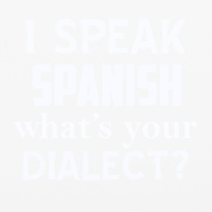 SPANISH dialect design - iPhone 6/6s Rubber Case