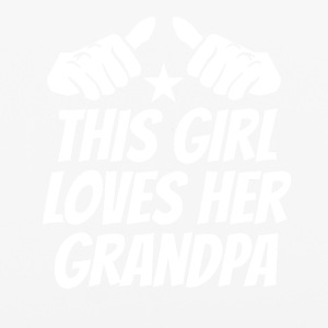 This Girl Loves Her Grandpa - iPhone 6/6s Rubber Case