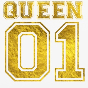Queen_01_gold_1 - iPhone 6/6s Rubber Case