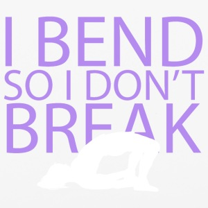 I Bend do I don't break - iPhone 6/6s Rubber Case