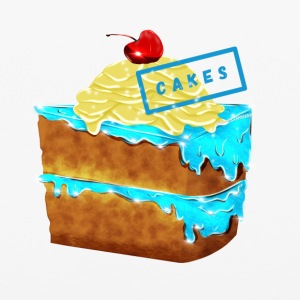 Cakes - iPhone 6/6s Rubber Case
