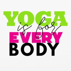 Yoga Is For EVERY body - iPhone 6/6s Rubber Case