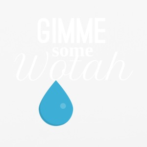 Gimme some water - iPhone 6/6s Rubber Case