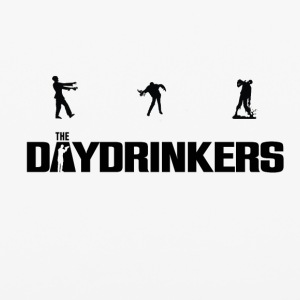 Zombie Daydrinkers - iPhone 6/6s Rubber Case