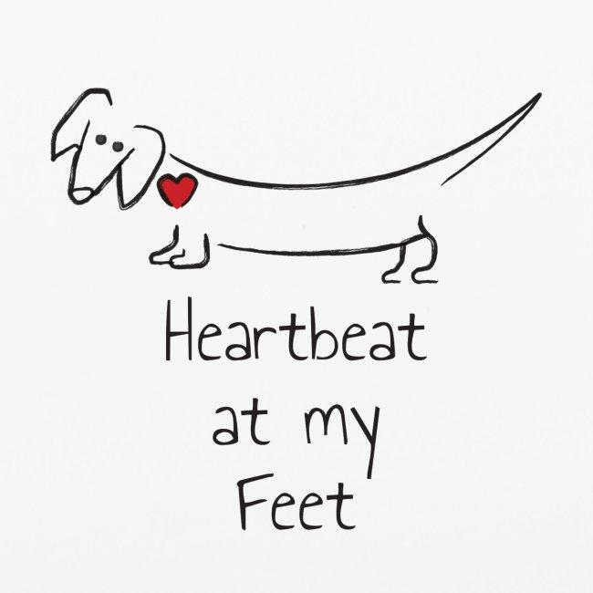 Heartbeat at my Feet